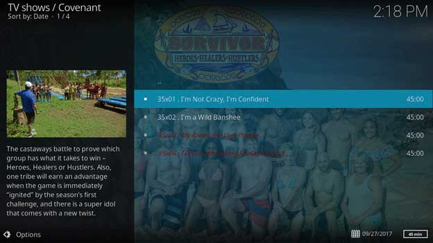 how to watch live kodi without buffering