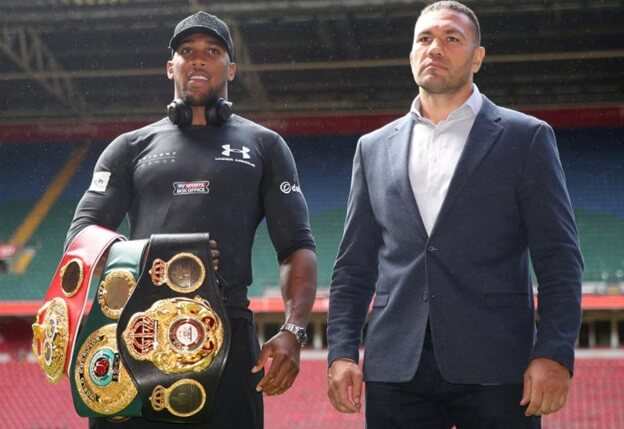 Joshua vs. Pulev Fight Date and Timings