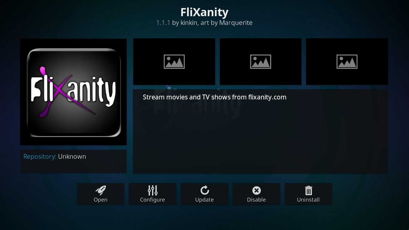 Flixanity kodi addons