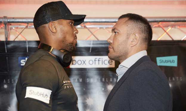 How to Watch Joshua vs. Pulev