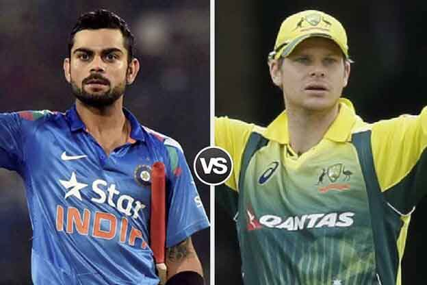 How to Watch Australia Vs. India T20 Series 2017 Live Online Free