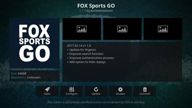 How to Watch FIFA U17 on Kodi