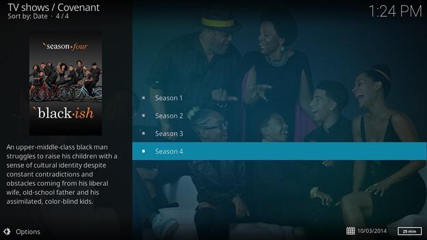 How to Watch Blackish Season 4 Full Episodes on Kodi
