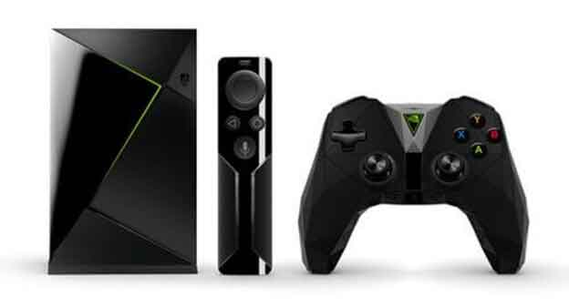 Kodi Nvidia Shield TV