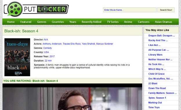 How to Watch Blackish Season 4 on Putlocker