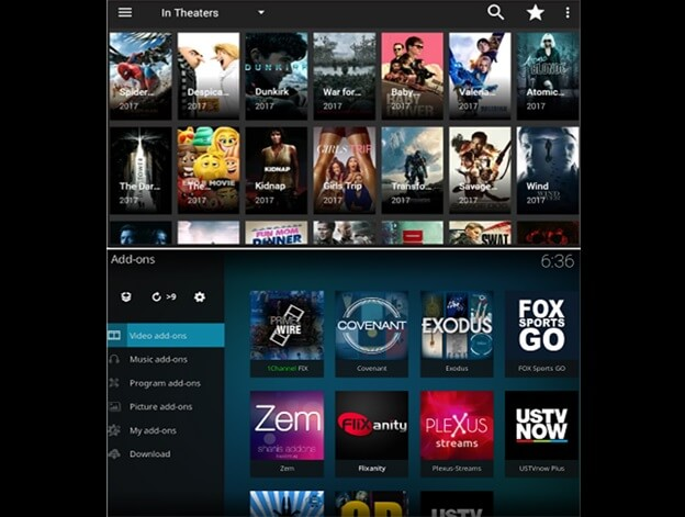 Terrarium TV vs Kodi