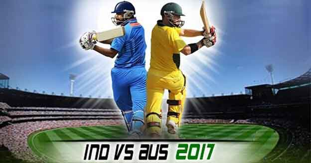 How to Watch Aus vs. India T20 Live Cricket Streaming outside India