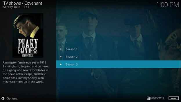 How to Watch Peaky Blinders Full Episodes on Kodi