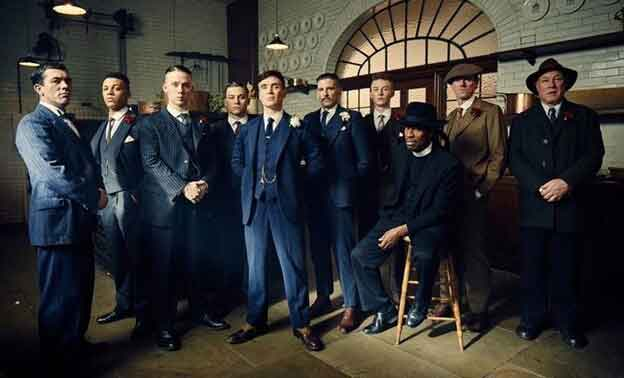 How to Watch Peaky Blinders Online in Canada