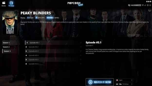 How to Watch Peaky Blinders without Cable in UK/Ireland