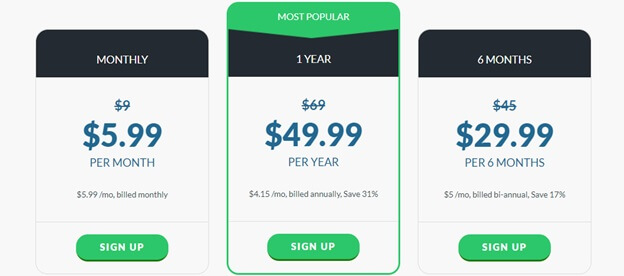 Vpn.Asia Pricing Review