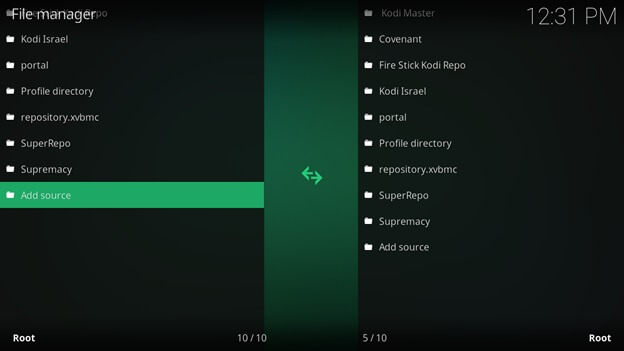 how to add noobs and nerds on kodi