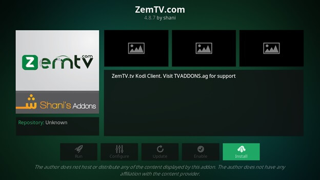 zem tv kodi alternatives